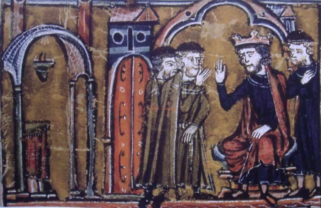 Guillaume de Tyr [Public domain], via Wikimedia Commons