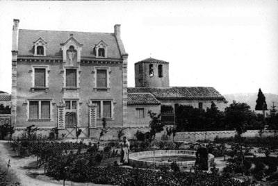 Rennes le Chateau villa Bethanie