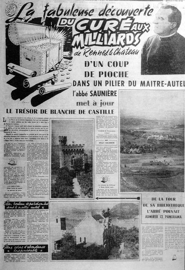 Depeche - Cure aux Milliards 1