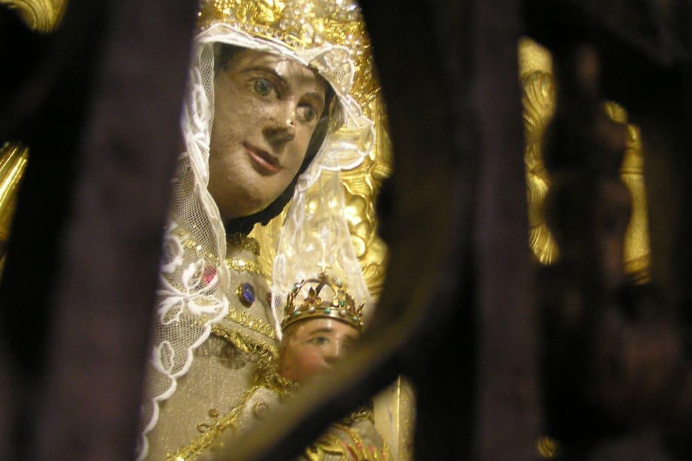 Zwarte Madonna Notre Dame de Marceille
