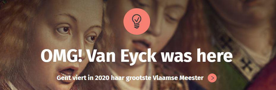 van Eyck tentoonstelling