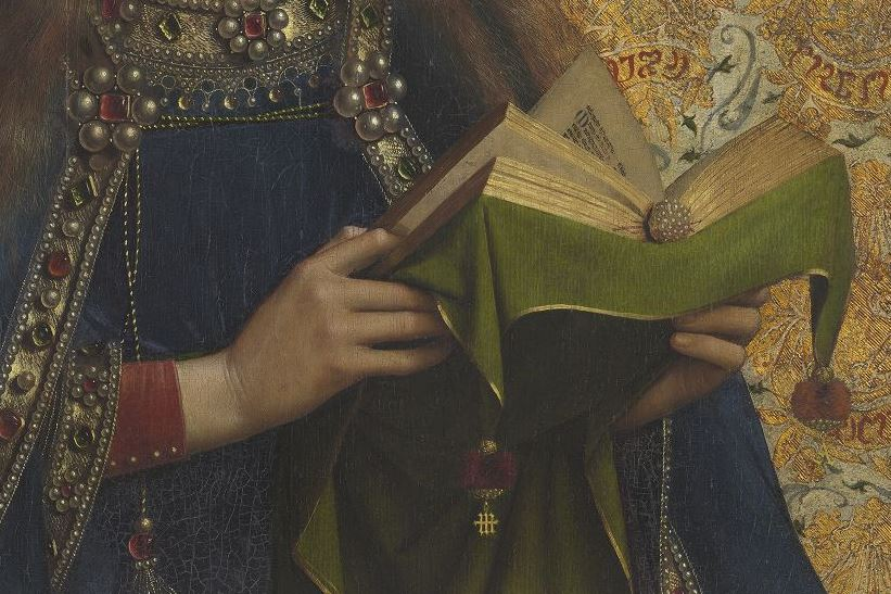 Lam Gods - Boek van Maria