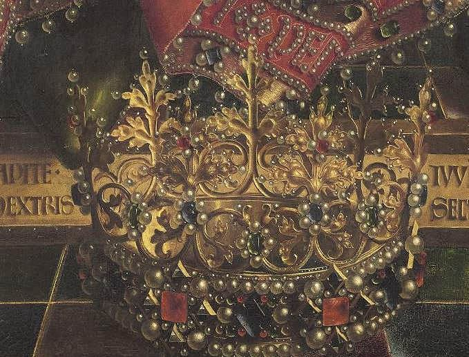 Lam Gods - kroon