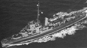 Philadelphia experiment - USS Eldridge