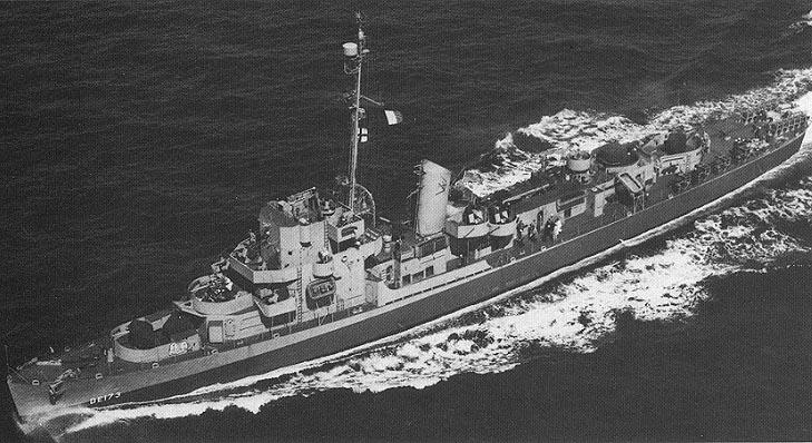 Philadelphia experiment - USS Eldridge