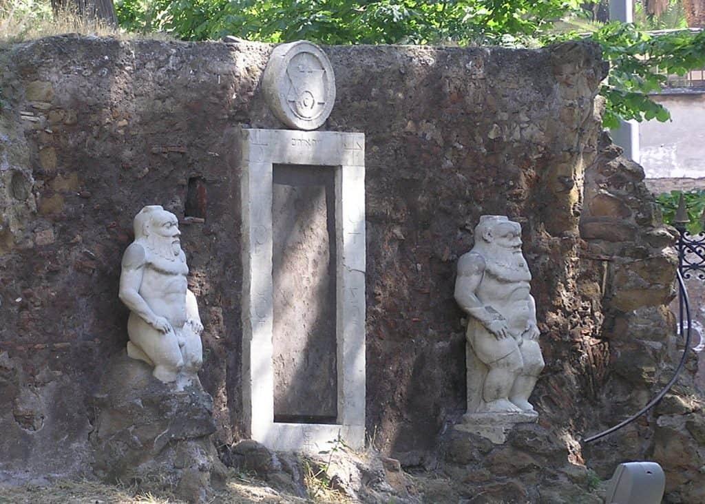 alchemistische deur