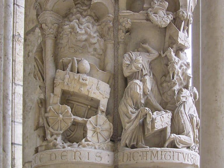 Chartres - de ark des verbonds