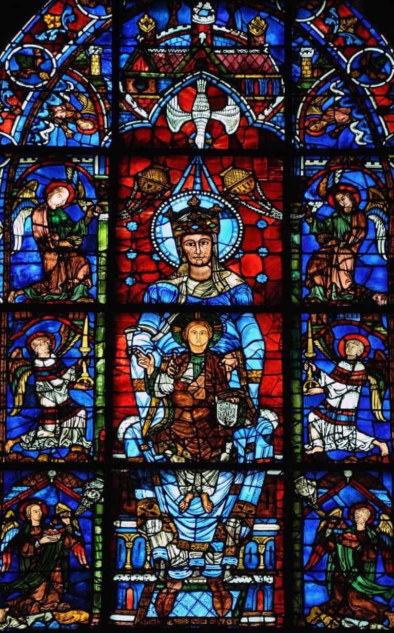 Chartres - Notre-Dame de la Belle-Verrière