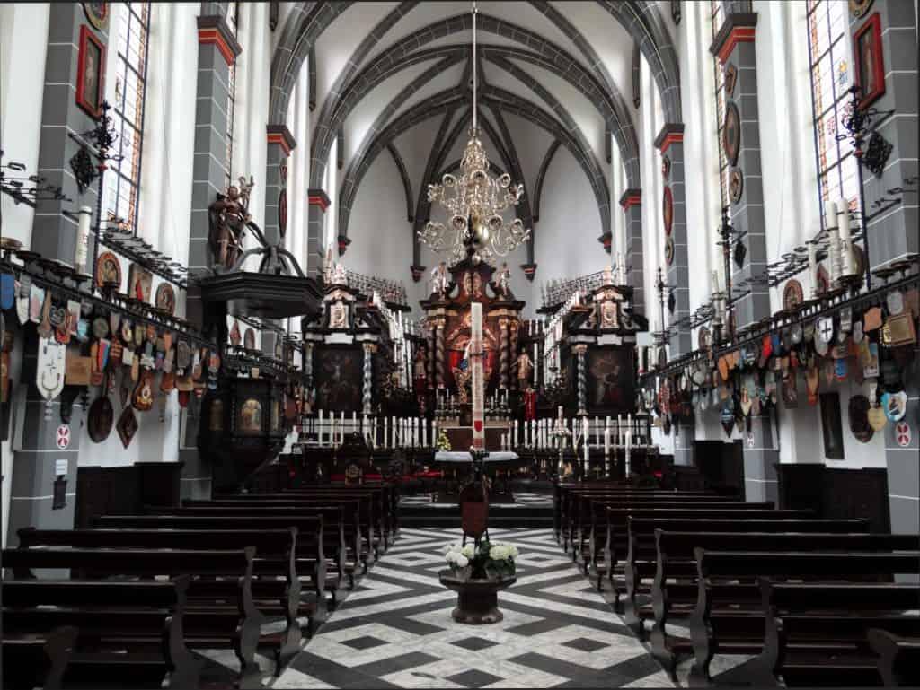 Kevelaer - Kerzenkirche