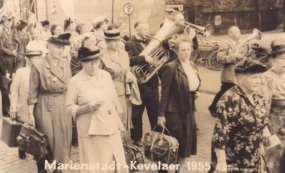 Kevelaer - processie