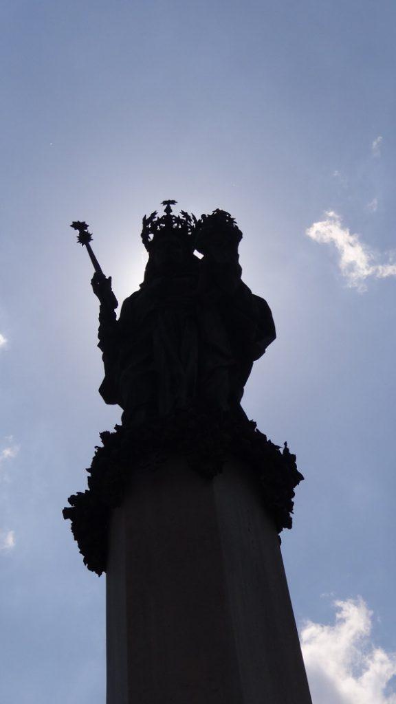 Kevelaer - Mariebeeld