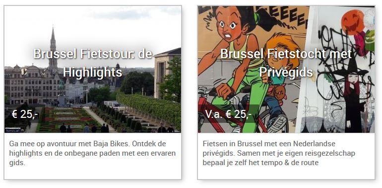 Brussel - Bajabikes