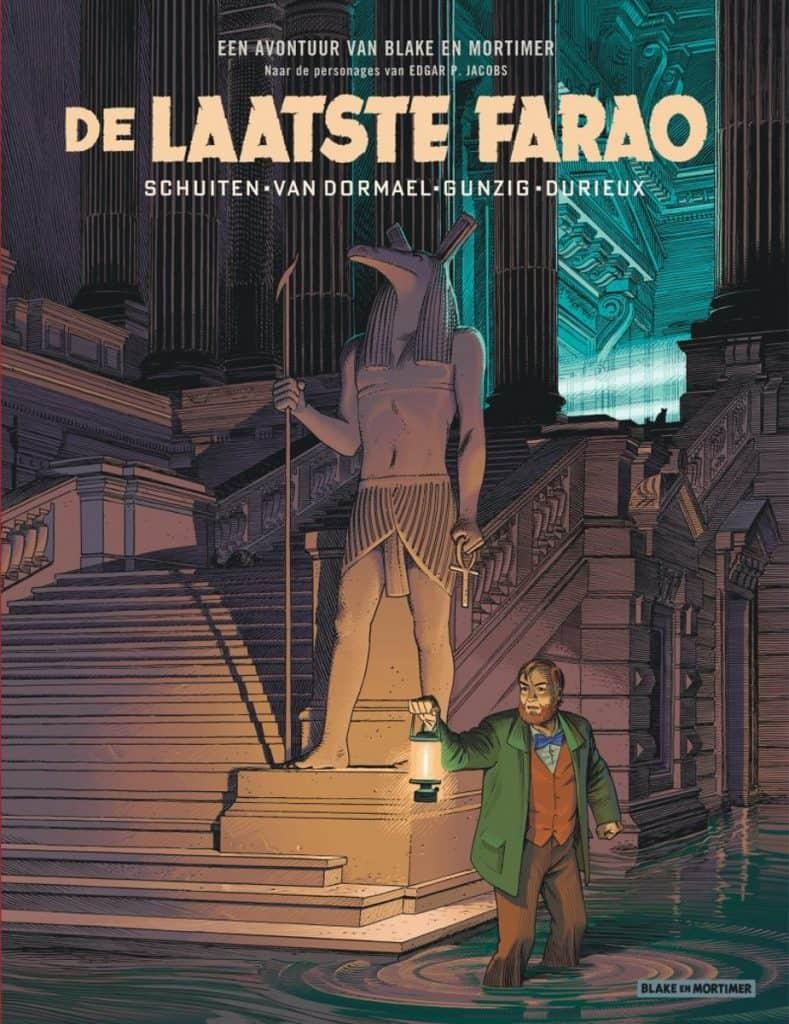 Brussel - Laatse Farao