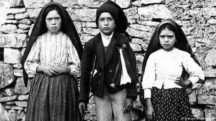 Lucia, Francisco en Jacinta