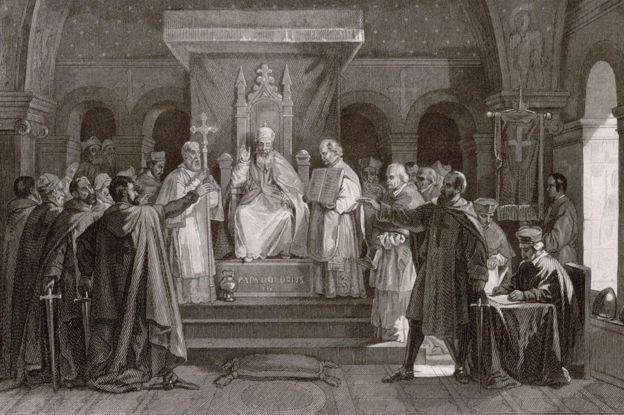Paus Honerius II erkent de orde van deTempeliers