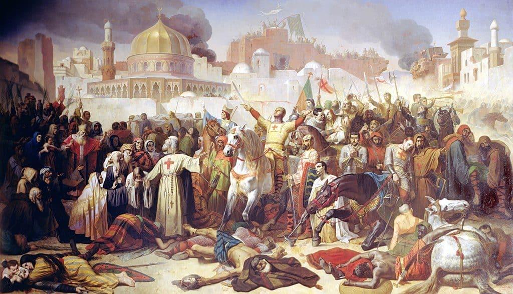 Verovering van Jeruzalem