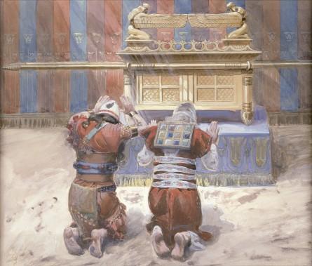 Ark des Verbonds (Tissot)
