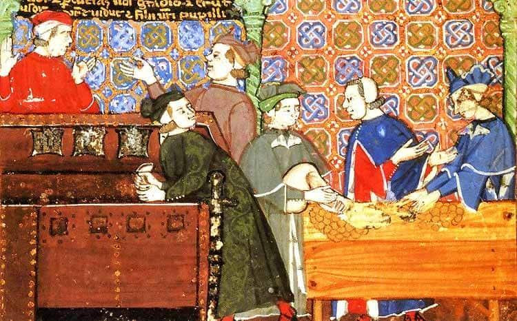 Middeleeuws Banksysteem
