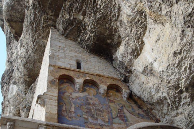 Fresco St Michaelskapel