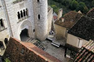 Rocamadour - abdij