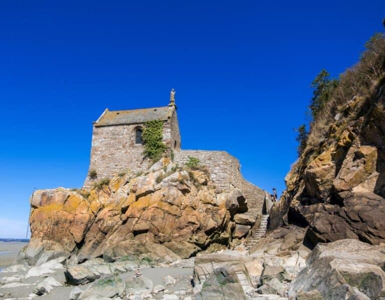 Kapel Mont Saint Micheal