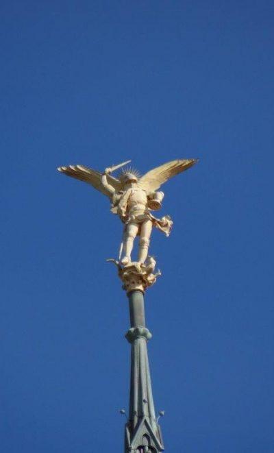 De engel Michael