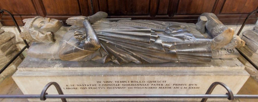 Graf Rollo, hertog van Normandië