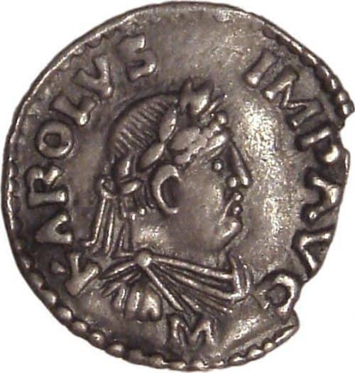 Karel de Grote Munt