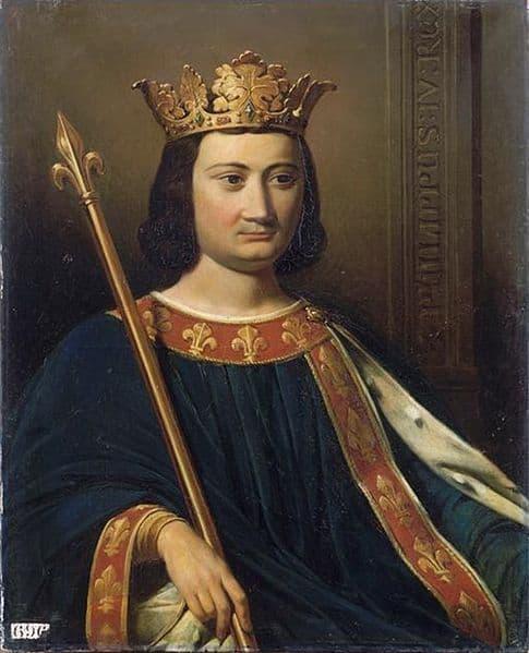 Bézard Philippe IV Le Bel (1)