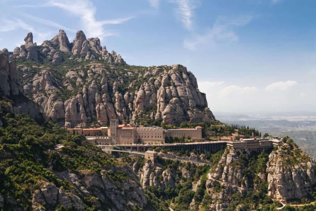 Montserrat - graalburcht