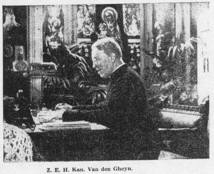 van den Geyn