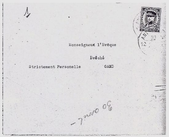 envelop chantagebrief 1