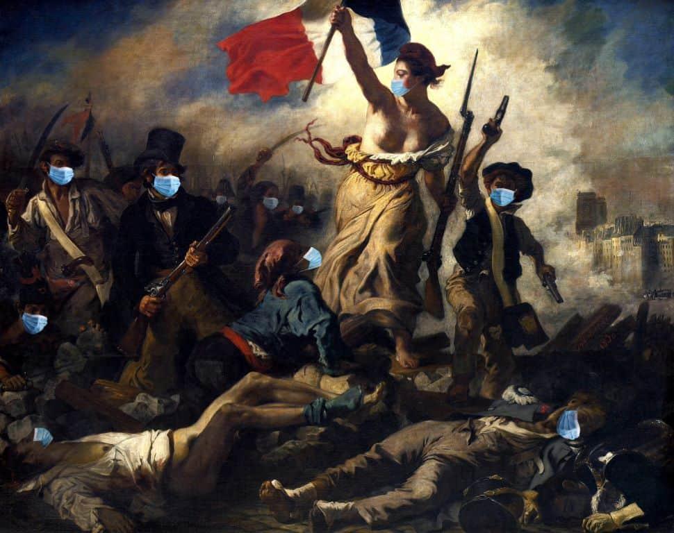 Great reset en franse revolutie