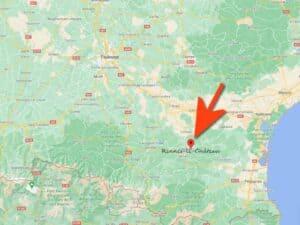 kaart Middel