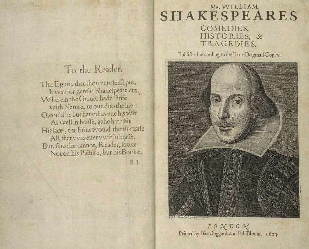 Bacon, Shakespeare, Cervantes